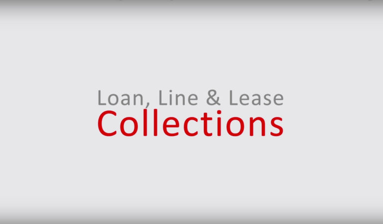 Collections Module Key Functionality ~ Lending & Leasing as a Service (LLaaS)