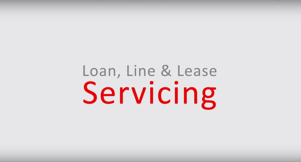 Loan, Line and Lease Servicing