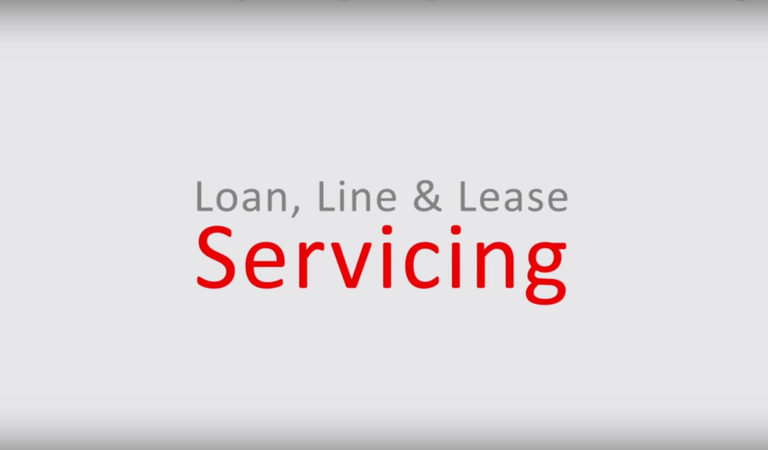 Servicing Module Key Functionality ~ Lending & Leasing as a Service (LLaaS)